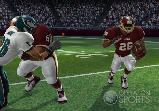 Madden NFL 10 Screenshot #145 for Wii