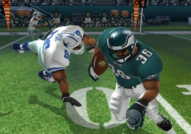 Madden NFL 10 Screenshot #146 for Wii