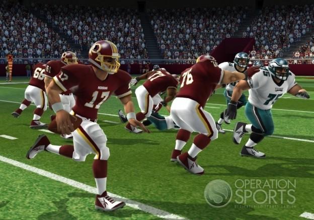 Madden NFL 10 Screenshot #148 for Wii