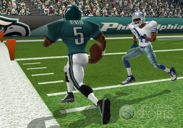 Madden NFL 10 Screenshot #149 for Wii