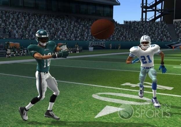 Madden NFL 10 Screenshot #151 for Wii
