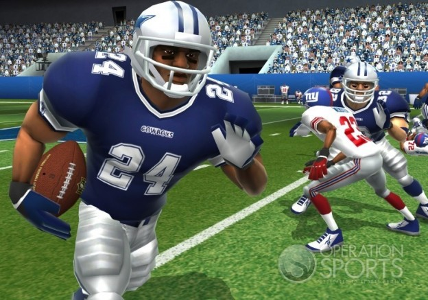 Madden NFL 10 Screenshot #152 for Wii
