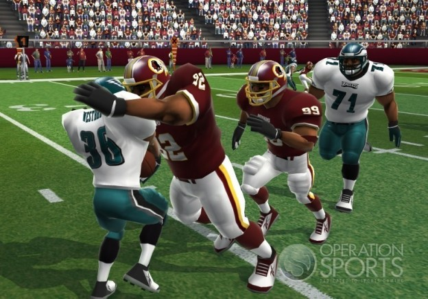 Madden NFL 10 Screenshot #153 for Wii
