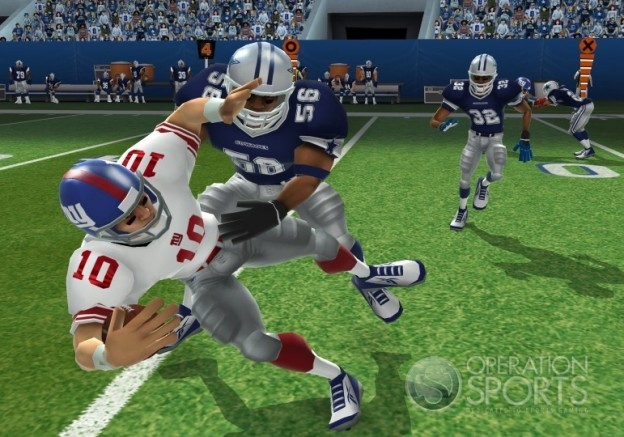 Madden NFL 10 Screenshot #155 for Wii