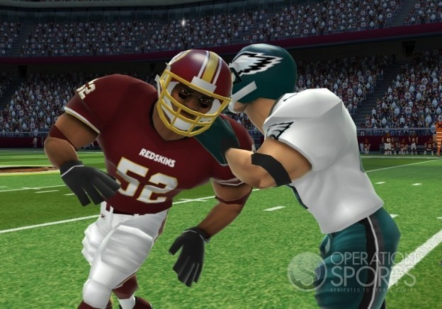 Madden NFL 10 Screenshot #156 for Wii