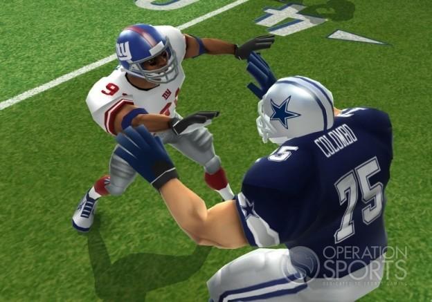 Madden NFL 10 Screenshot #157 for Wii
