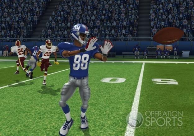 Madden NFL 10 Screenshot #163 for Wii