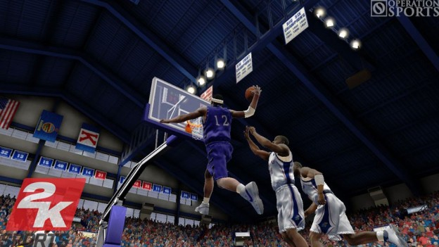 College Hoops 2K8 Screenshot #8 for Xbox 360