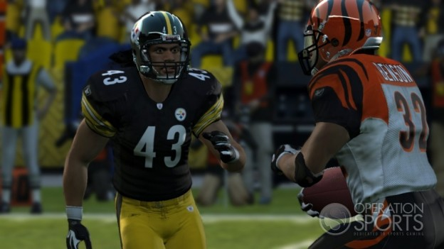 Madden NFL 10 Screenshot #360 for Xbox 360