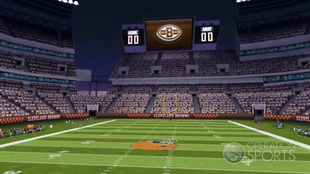 Madden NFL 10 Screenshot #166 for Wii