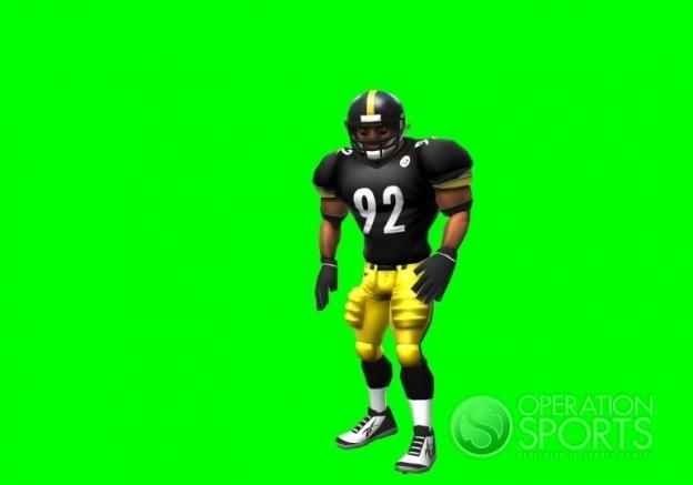 Madden NFL 10 Screenshot #174 for Wii