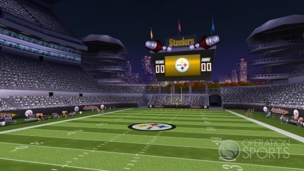 Madden NFL 10 Screenshot #176 for Wii