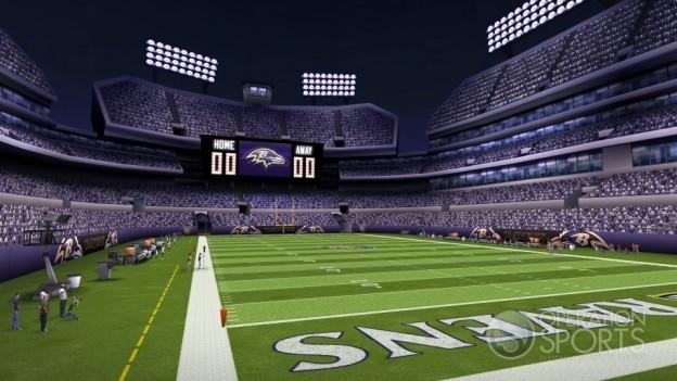 Madden NFL 10 Screenshot #195 for Wii
