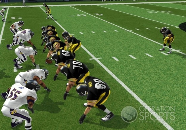 Madden NFL 10 Screenshot #202 for Wii