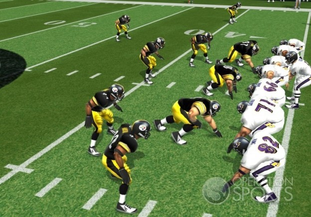Madden NFL 10 Screenshot #203 for Wii