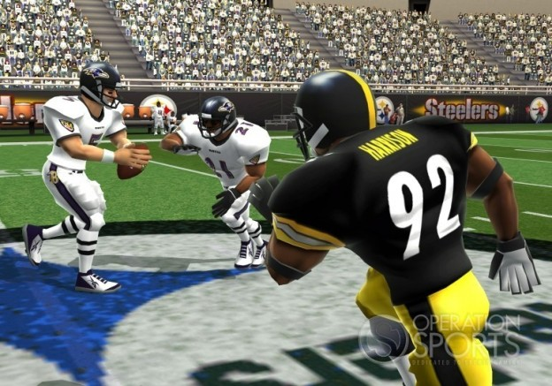 Madden NFL 10 Screenshot #204 for Wii