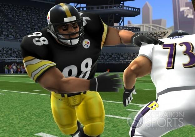 Madden NFL 10 Screenshot #205 for Wii