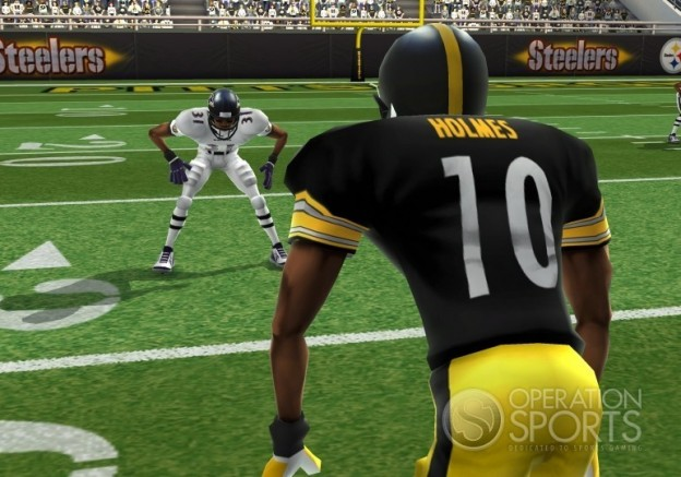 Madden NFL 10 Screenshot #206 for Wii