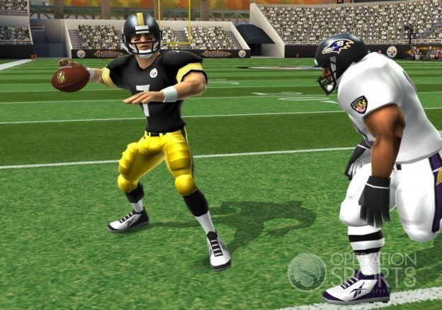 Madden NFL 10 Screenshot #207 for Wii