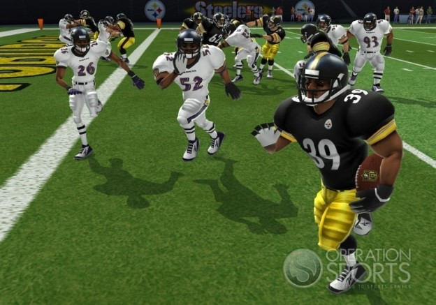 Madden NFL 10 Screenshot #208 for Wii