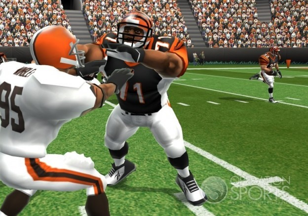 Madden NFL 10 Screenshot #209 for Wii