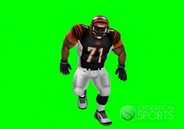 Madden NFL 10 Screenshot #210 for Wii