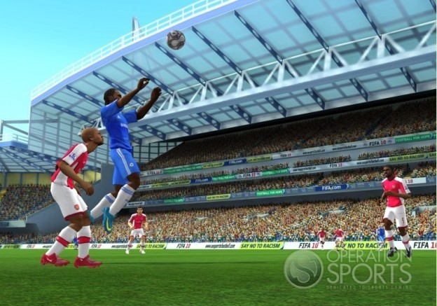 FIFA Soccer 10 Screenshot #1 for Wii