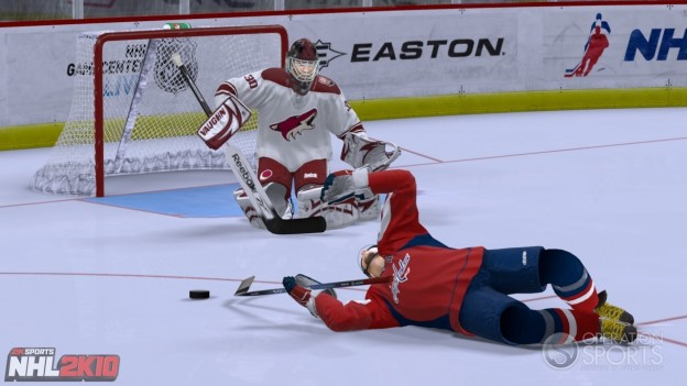 NHL 2K10 Screenshot #2 for Xbox 360