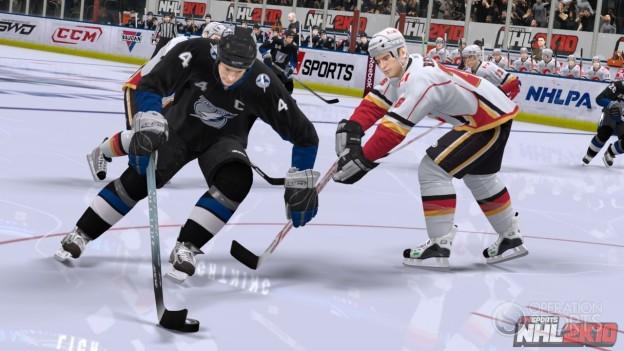NHL 2K10 Screenshot #3 for Xbox 360
