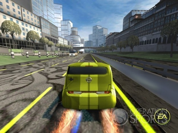 Need for Speed Nitro Screenshot #8 for Wii