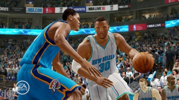 NBA Live 10 Screenshot #8 for Xbox 360