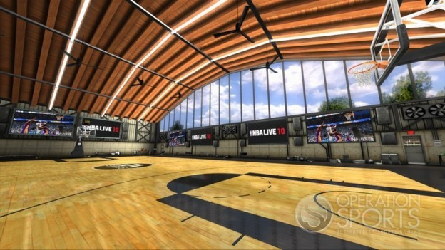 NBA Live 10 Screenshot #9 for Xbox 360
