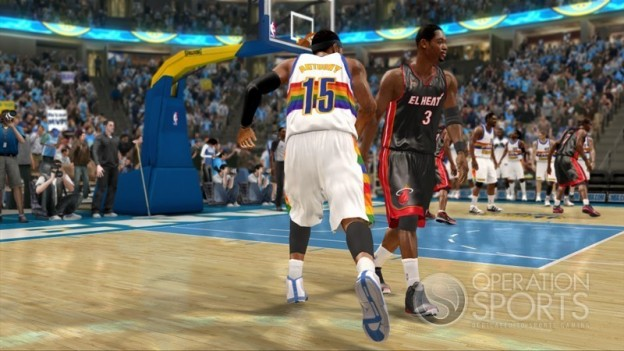 NBA Live 10 Screenshot #13 for Xbox 360