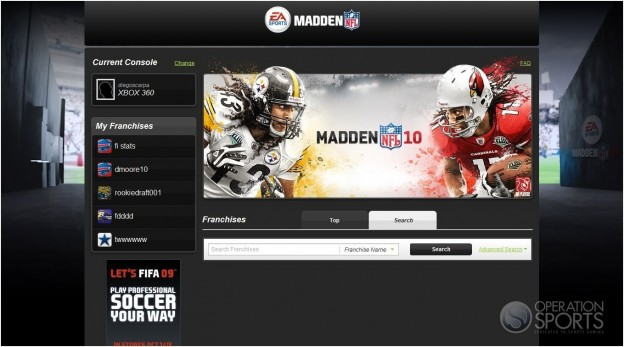 Madden NFL 10 Screenshot #404 for Xbox 360