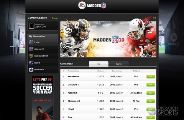 Madden NFL 10 Screenshot #405 for Xbox 360