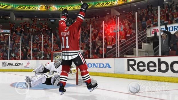 NHL 10 Screenshot #20 for Xbox 360