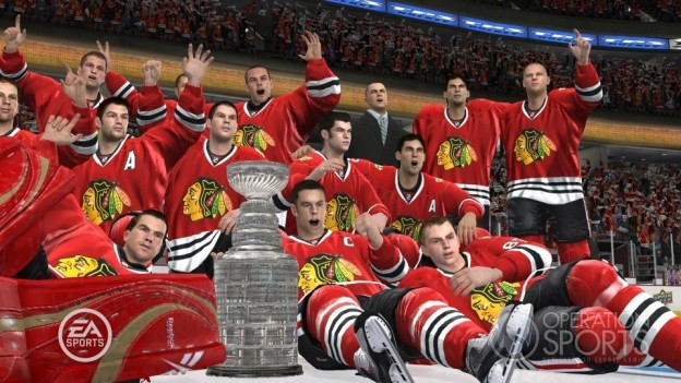 NHL 10 Screenshot #21 for Xbox 360