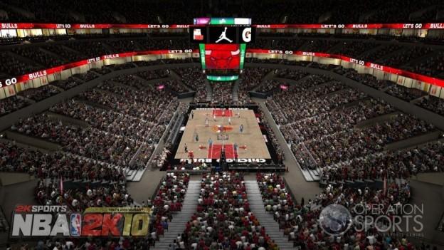 NBA 2K10 Screenshot #16 for Xbox 360