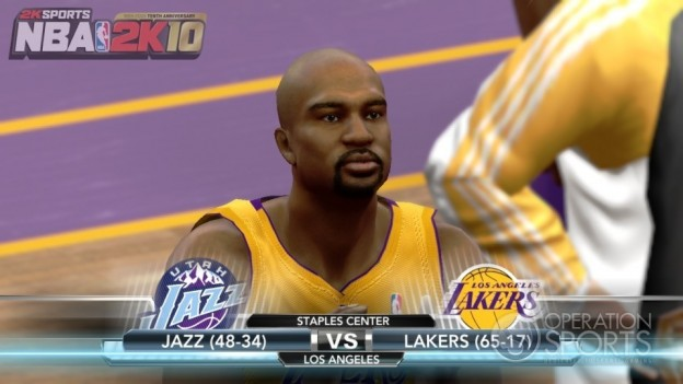 NBA 2K10 Screenshot #17 for Xbox 360