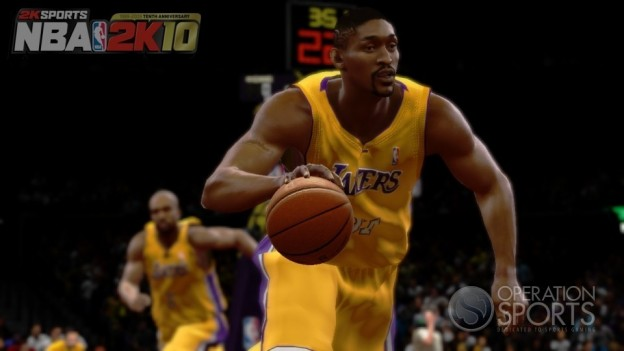 NBA 2K10 Screenshot #18 for Xbox 360