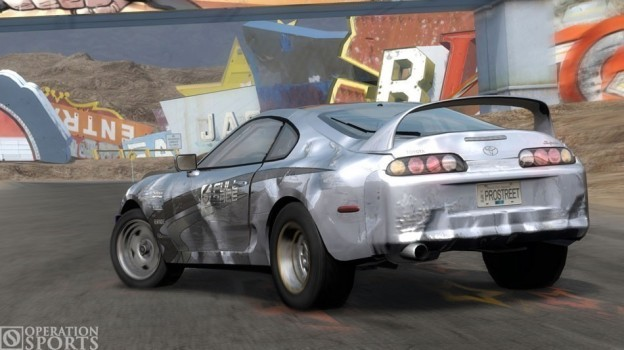 Need For Speed ProStreet Screenshot #2 for Xbox 360