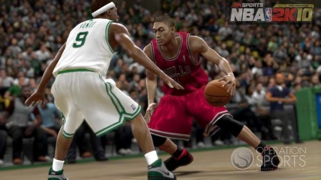 NBA 2K10 Screenshot #20 for Xbox 360