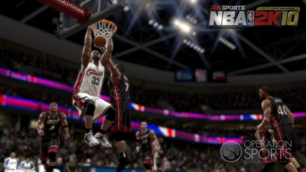 NBA 2K10 Screenshot #26 for Xbox 360
