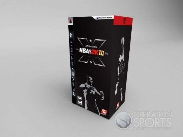 NBA 2K10 Screenshot #1 for PS3