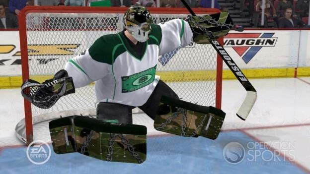 NHL 10 Screenshot #33 for Xbox 360
