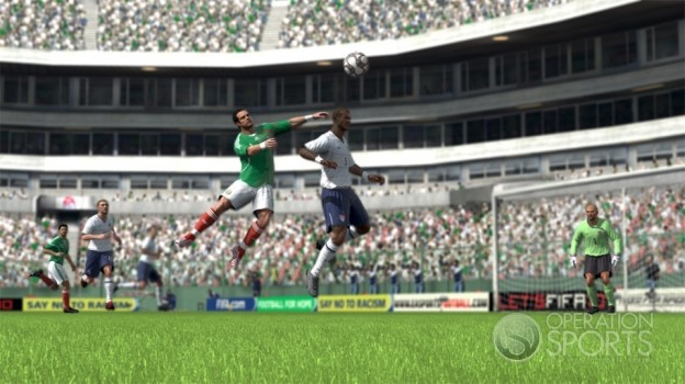 FIFA Soccer 10 Screenshot #12 for Xbox 360