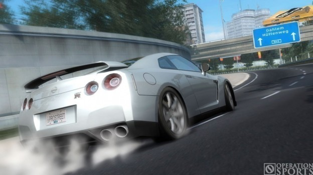 Need For Speed ProStreet Screenshot #4 for Xbox 360