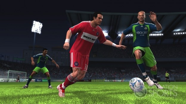 FIFA Soccer 10 Screenshot #13 for Xbox 360