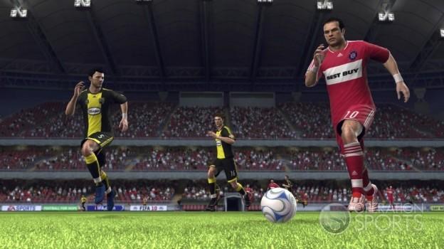 FIFA Soccer 10 Screenshot #14 for Xbox 360