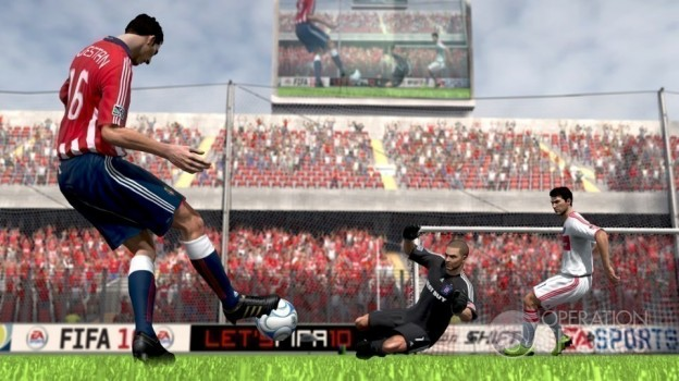 FIFA Soccer 10 Screenshot #15 for Xbox 360